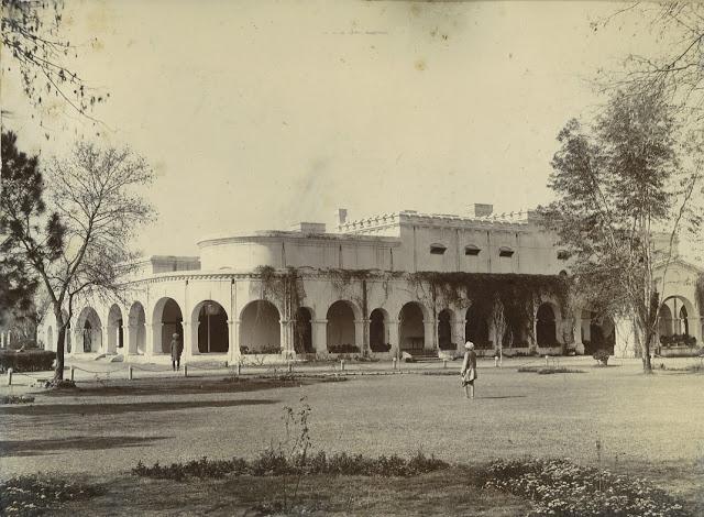 Rawalpindi-club-old-picture